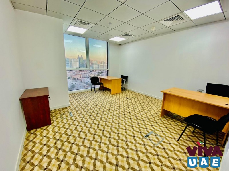 Spacious Offices Only in Maxhome Abu Dhabi City