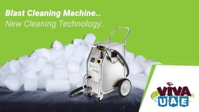 Dry Ice Cleaning Services