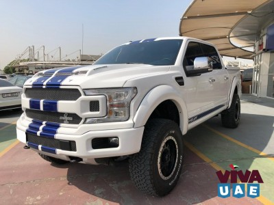 Ford F-150 Shelby 755 HP 2018