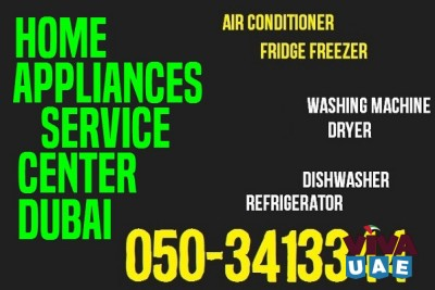 Service Repair Center For Fridge Washing Machine Fixing in Dubai