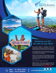 Best Customized Tours | Bounce Beyond Borders