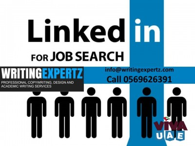 Get the best LinkedIn writing services in UAE, Call 0569626391.