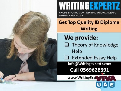 Call 0569626391 for editing and proofreading the IB extended essay in Dubai.