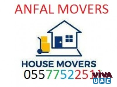 ANFAL MOVERS AND PACKERS 0505494551