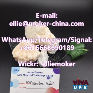 Research Chemical Brown Crystal New Strong Stimulant Product Substitute for eutylone