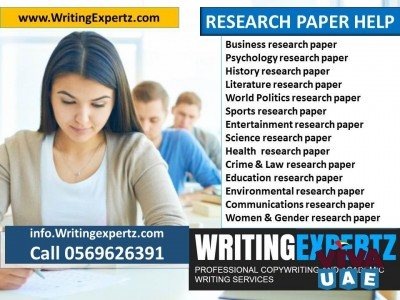 for superior quality research paper writing in UAE for MBA. Call 0569626391
