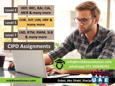 Avail high-quality assignment writing for CIPD level 7 Call +971505696761 in Dubai