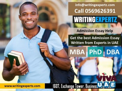For writing a strong admission essay in Call 0569626391 Abu Dhabi