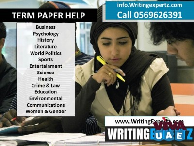 For guidance for term paper writing through experts Call 0569626391 in UAE