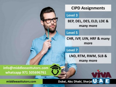Avail high-quality assignment writing for CIPD Call +971505696761 level 7 in Dubai