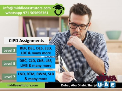 Contact best CIPD level 3 assignment writing Call +971505696761 company in Sharjah