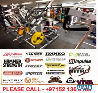 COMMERCIAL GYM EQUIPMENTS FOR SALE