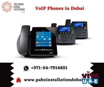 Professional VoIP Phones in Dubai at Affordable Cost