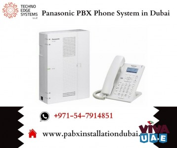 Advanced Panasonic PABX Phone Providers in Dubai