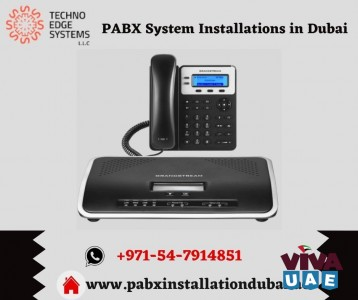 PABX System Installation in Dubai for your Organization