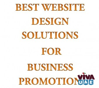 Offering Best Website Design Solutions for Business Promotion