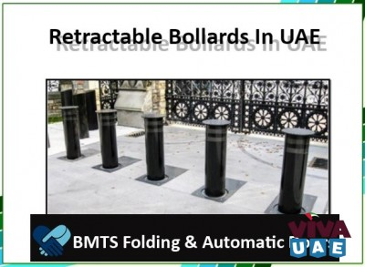 Retractable Bollards Suppliers In UAE, Retractable Bollards In Dubai - BMTS Automatic Doors