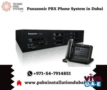 Advanced Panasonic PBX Phone in Dubai for your Business