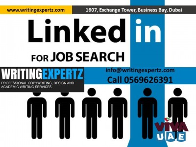 for perfect and customized LinkedIn profile writing services in Call On 0569626391 Sharjah