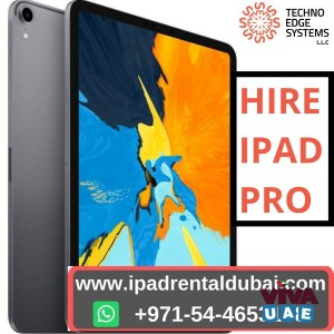 Businesses Can Benefit With Ipad Pro Hire in Dubai