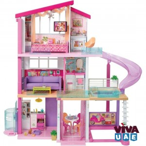 Barbie Dreamhouse Playset for Kids Toys