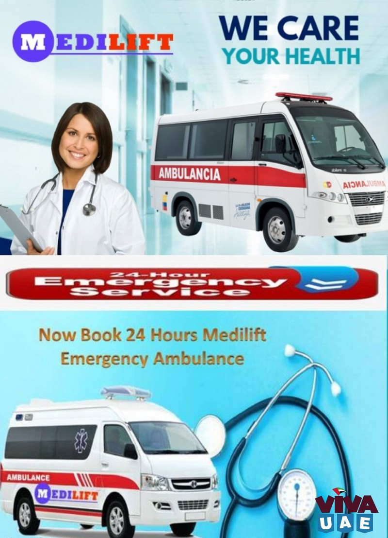 Use Medilift Economical Fare Ambulance Service in Bihta Patna
