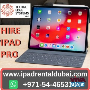 Rent a iPad for Events in Dubai
