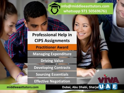 Avail services of Call +971505696761 quality CIPS level 4 assignment writers in Dubai