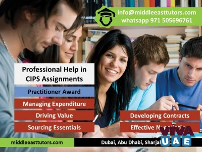 Get best CIPS Call +971505696761 Level 5 assignment writing help in Abu Dhabi