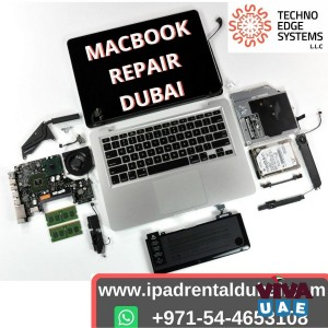 Range Of Macbook Repair Services Provided In Dubai