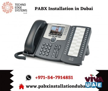 Why your Business Needs a PABX Installation in Dubai?