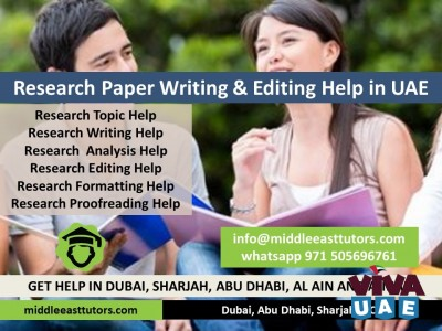 For editing research paper in Call On 0569626391 Abu Dhabi