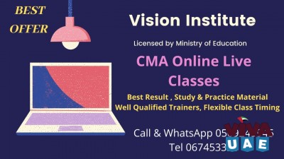 BUSINESS  english at Vision institute RAMADAN OFFER  - 0509249945