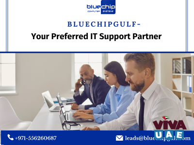 LEADERS IN  IT CONSULTING & IT SUPPORT IN DUBAI