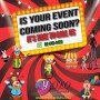 Is your event coming soon ?