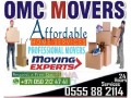 AL DHAFRAH REMOVALS AND SHIFTING 0555882114 IN ABU DHABI