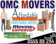 AL DHAFRAH MOVERS PACKERS AND SHIFTING 0555882114 IN ABU DHABI