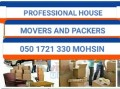 PROFESSIONAL MOVERS AND PACKERS 050 1721 330