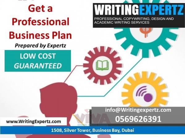 Business plan writing services dubai