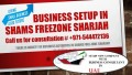 Get trade license @11500 in shams free-zone sharjah