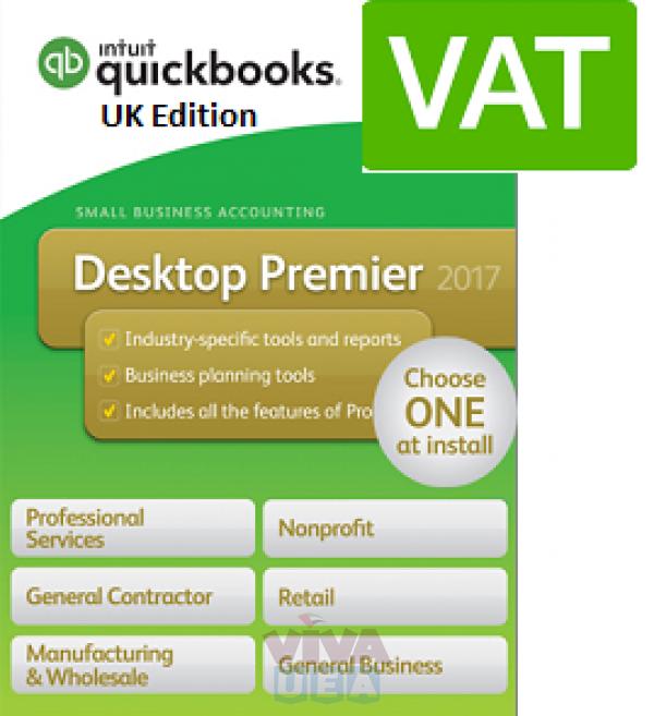 quickbooks desktop software uk