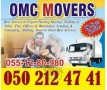 MOVING AND SHIFTING IN YOUR BUDGET 0502124741 DUBAI