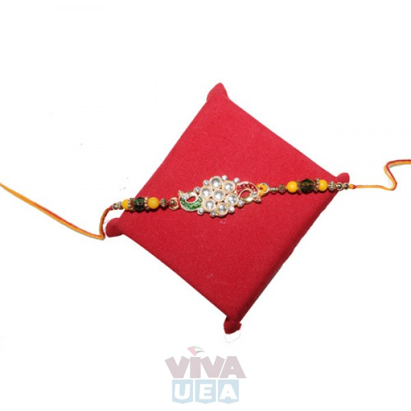 Amazing Rakhi Collection available at Handicrunch